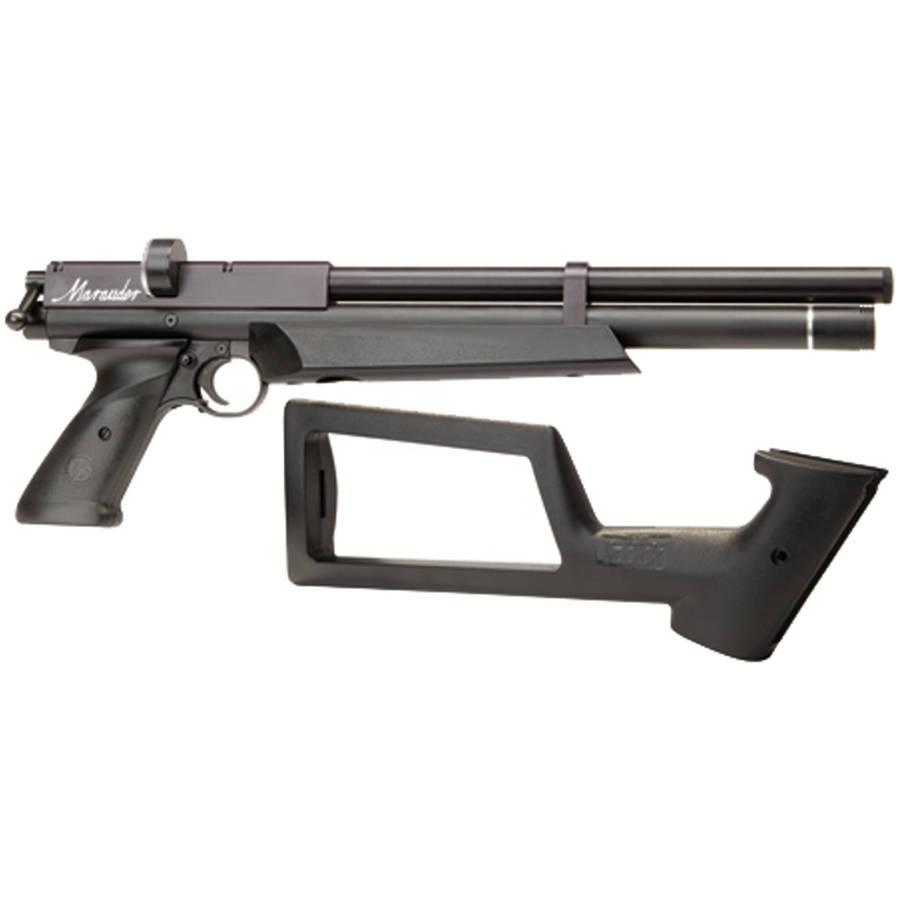 benjamin maximus bpm22gpk pcp 22 caliber air rifle kit with hand