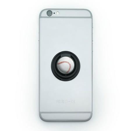 Baseball Sporting Goods Sportsball Mobile Phone Ring Holder Stand