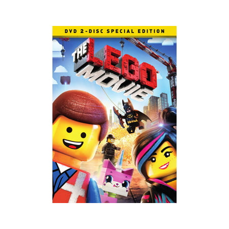 The Lego Movie (DVD)](Adult Flash Movie)