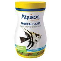 Aqueon Tropical Flakes Fish Food, 7.12oz