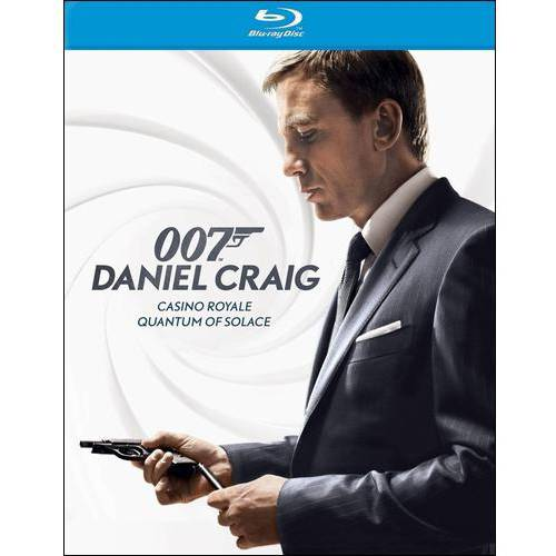 Casino Royale (2006)   Quantum Of Solace (Blu-ray) (Widescreen) by METRO-GOLDWYN-MAYER INC