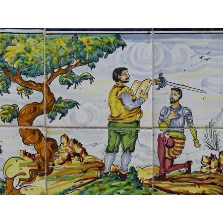 LAMINATED POSTER Castile La Mancha Pottery Tile Ceramic Spain Poster Print 24 x 36 ()
