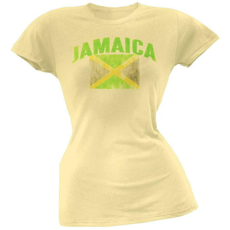 Jamaica Soccer T-shirt (Jamaica Royal Juniors Soccer T-Shirt)