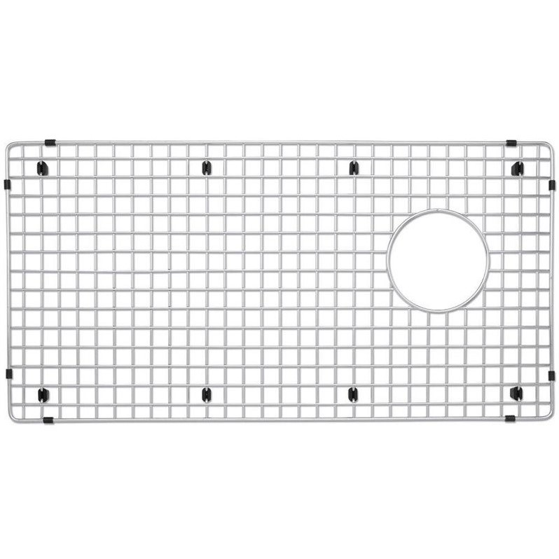"Blanco 221010 14.25"" x 28"" Sink Grid, Stainless Steel"