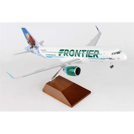 SKYMARKS FRONTIER A320neo 1/100 SCOUT THE PINE MARTEN