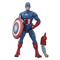 Marvel Legends Series Avengers: Endgame 6-inch Collectible Action Figure Captain America