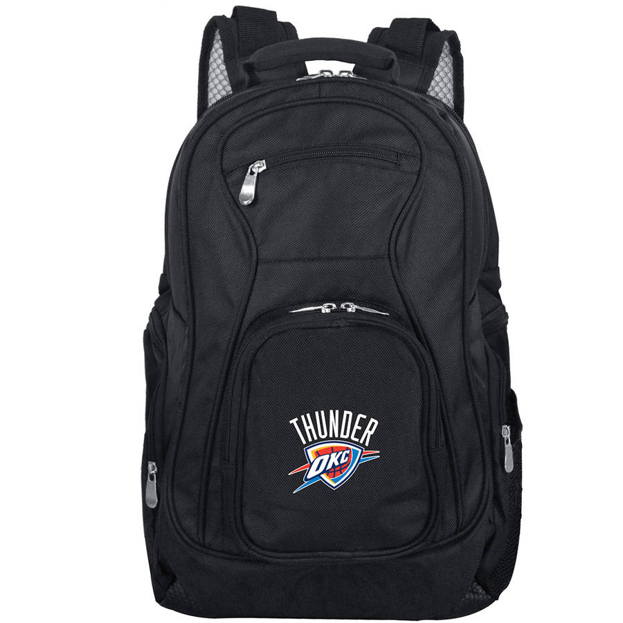 Mojo Licensing Premium Laptop Backpack, Oklahoma City Thunder