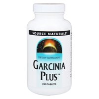 Source Naturals - Garcinia Plus - 240 Tablets