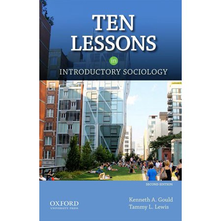 Ten Lessons in Introductory Sociology (Paperback) Designed to introduce students to key concepts and methods in sociology and to engage them in critical thinking, Ten Lessons in Introductory Sociology provides a brief and valuable overview to four major questions that guide the discipline: * Why sociology?* What unites us?* What divides us?* How do societies change? Deftly balancing breadth and depth, the book makes the study of sociology accessible, relevant, and meaningful. Contextualizing the most important issues, Ten Lessons helps students discover  the sociological imagination  and what it means to be part of an engaged public discourse.