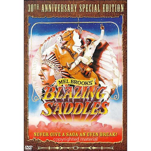 Blazing Saddles (30th Anniversary Special Edition) (Widescreen, ANNIVERSARY)