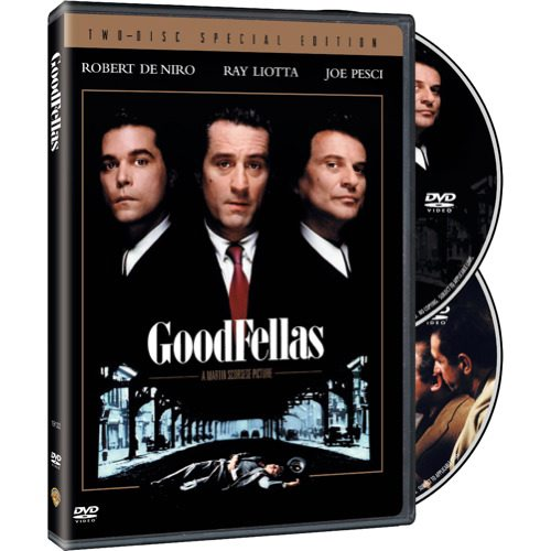 GOODFELLAS (DVD/SPECIAL EDITION/WS/2 DISC)