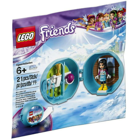Friends Emma's Ski Pod Mini Set LEGO 5004920 [Bagged]