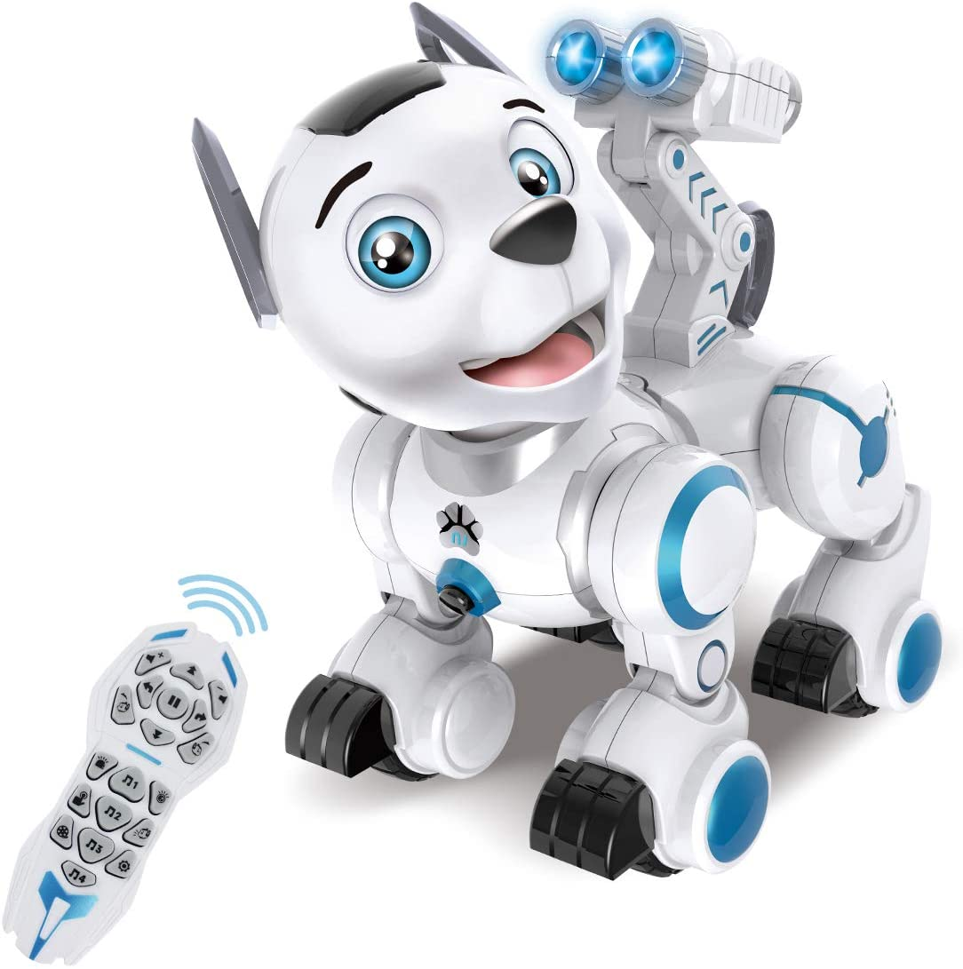 Remote Control Robotic Dog RC Interactive Intelligent ...