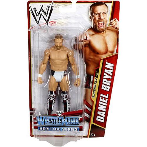 WWE Wrestling Basic Series 26 Daniel Bryan Action Figure #18