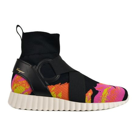 Salvatore Ferragamo Womens Black Noto Glove - Salvatore Ferragamo Women Shoes