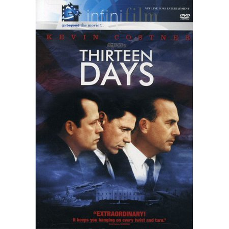 Thirteen Days (DVD) - 13 Days Of Halloween Day 2