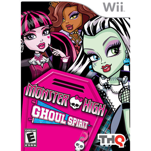 Monster High: Ghoul Spirit (Wii)