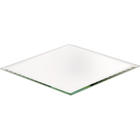 Beveled Glass Mirror, Diamond Shaped 3mm - 5