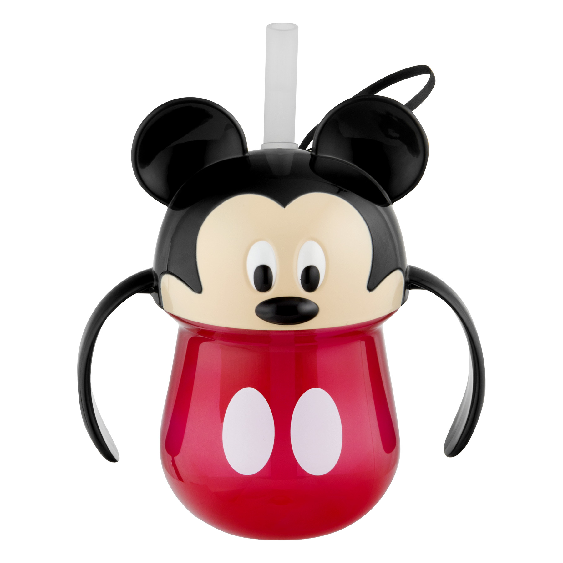 The First Years Straw Sippy Cup - Mickey Mouse
