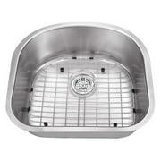 Schon SCSDB18 Single Basin Undermount Kitchen Sink
