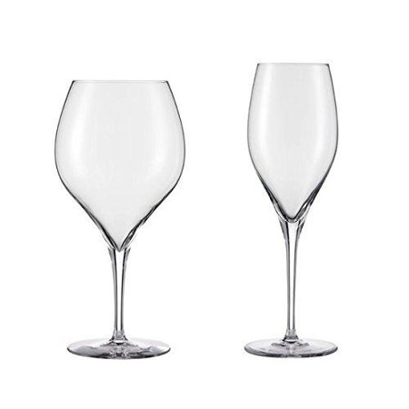 Schott Zwiesel Collins Glass - Schott Zwiesel Tritan Crystal Glass Congresso Stemware Collection Champagne Flute 8-Ounce Set of 6