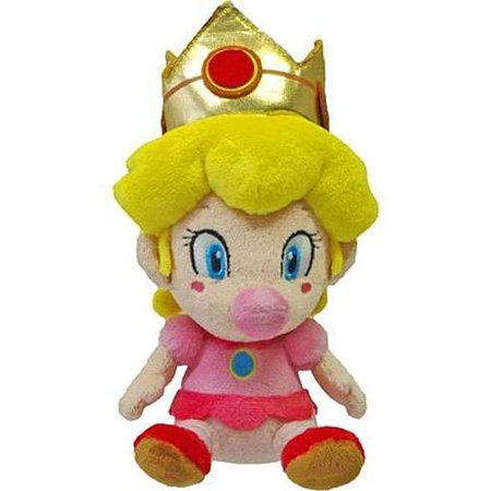 Super Mario Bros Princess Peach 5