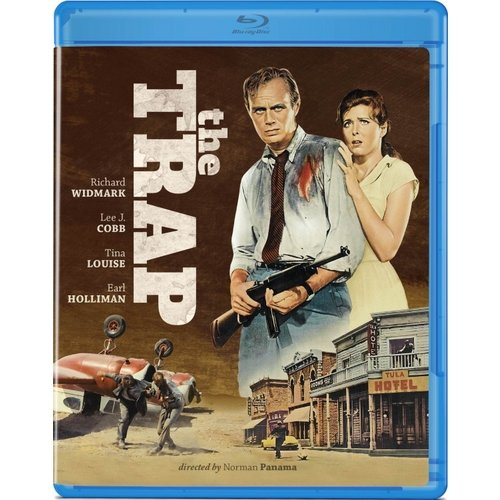 The Trap (Blu-ray)