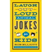 Laugh-Out-Loud Animal Jokes for Kids - eBook