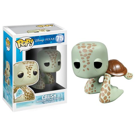 - Funko Pop Disney: Finding Nemo - Crush Vinyl Figure