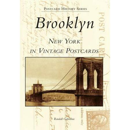 Brooklyn : New York in Vintage (Brooklyn Mall New York)