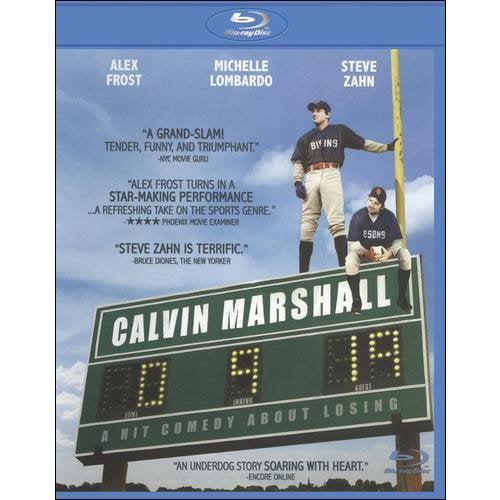 Calvin Marshall (Blu-ray)