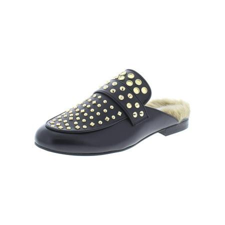 Steve Jordan Sticks - Steve Madden Womens Jordan Leather Studded Loafers