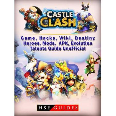 Castle Clash Game, Hacks, Wiki, Destiny, Heroes, Mods, APK, Evolution, Talents, Guide Unofficial - (Best Talent For Beast Tamer Castle Clash)