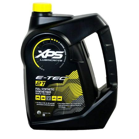 Sea-Doo/Ski-Doo XPS 2 Stroke Synthetic Oil Gallon