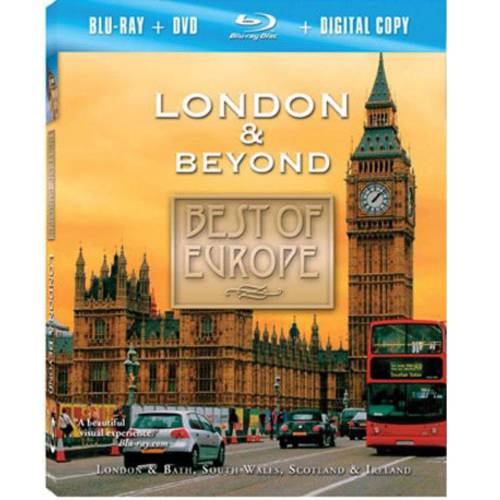 Best Of Europe: London & Beyond (Blu-ray   DVD)