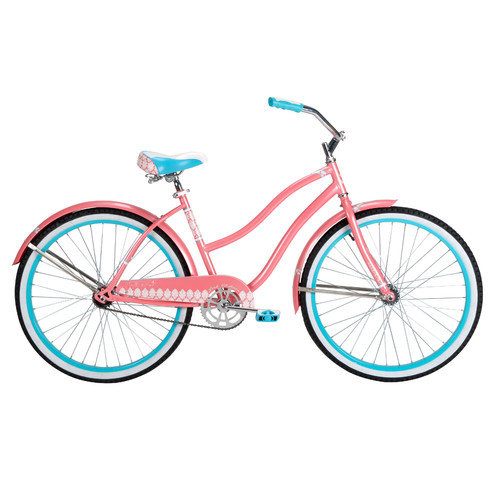 Huffy 26 in. Good Vibrations Womens Cruiser
