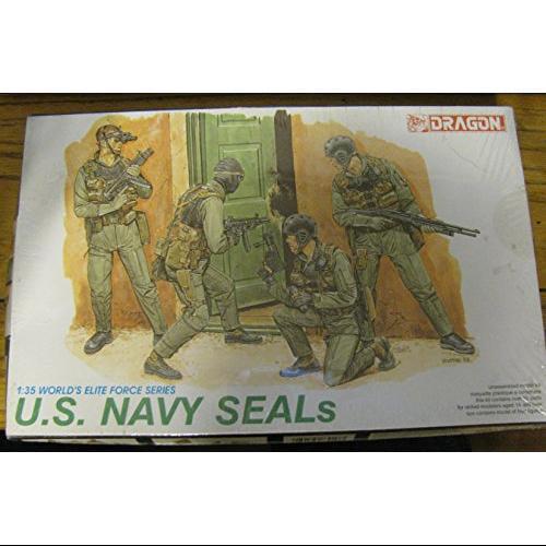 Dragon - U.S Navy Seals - Scale 1:35 3017 Multi-Colored