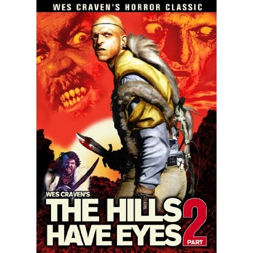 The Hills Have Eyes Part 2 (Widescreen)