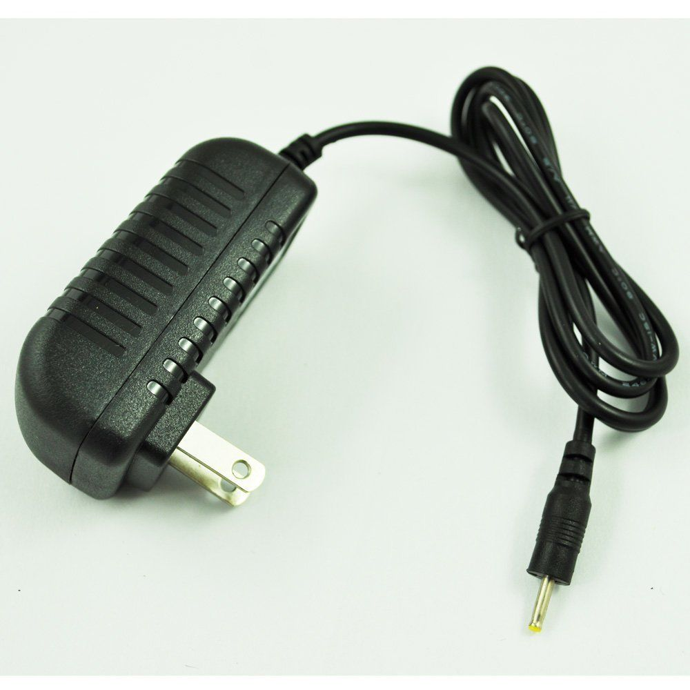 "2.5mm Wall Power 2 AMP Charger Adapter for Visual Land Prestige Elite 7QL 7"" Tablet"