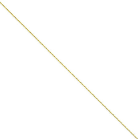 14kt Yellow Gold 1.2mm Parisian Wheat Chain, 24""