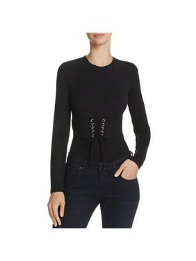 027a7ff443e Product Image Bardot Womens Belinda Corset Jewel Neckline Bodysuit