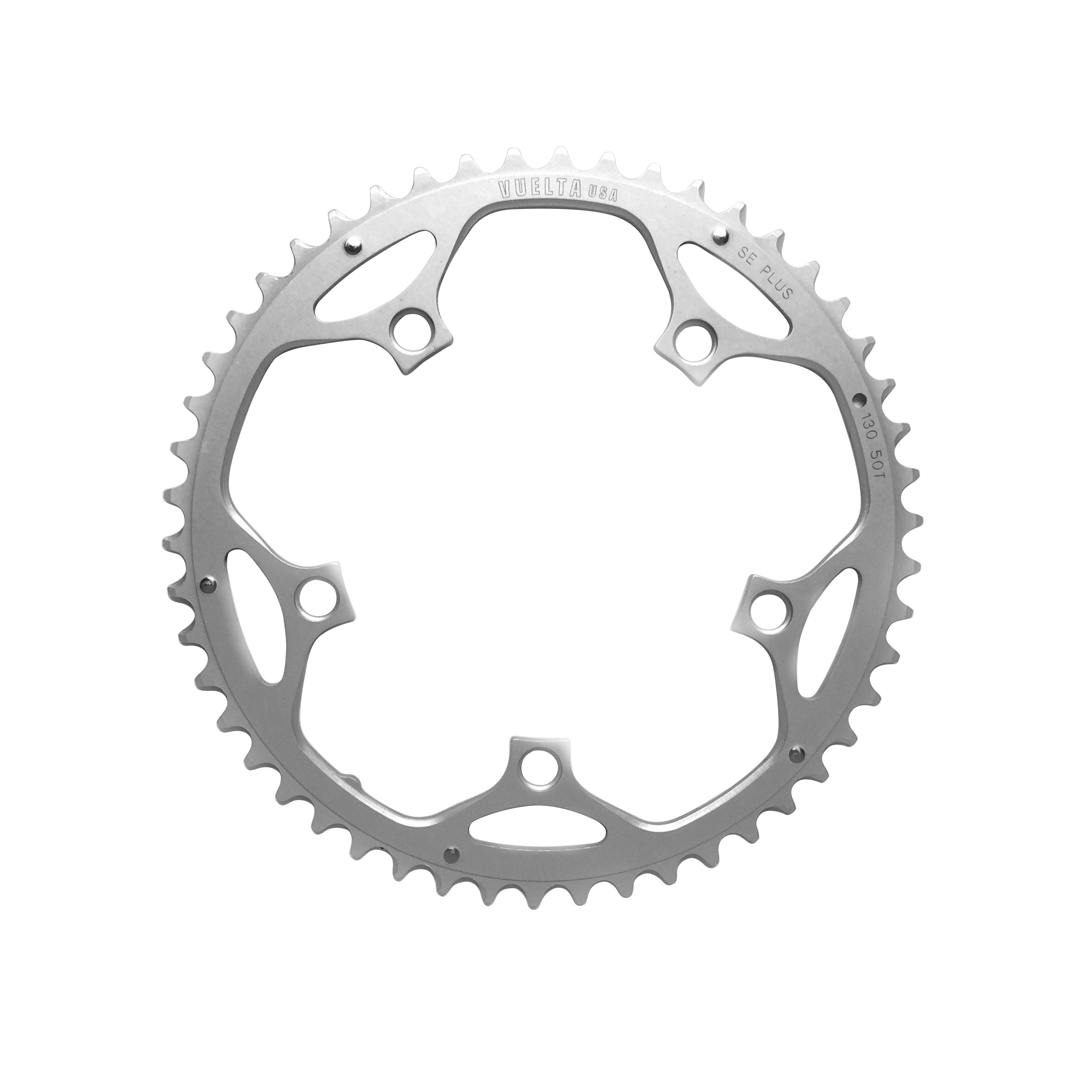 SE Plus 130mm/BCD 40T Chainring, Silver