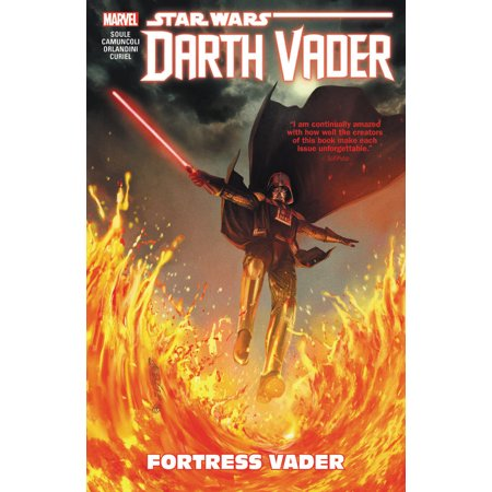 Star Wars: Darth Vader - Dark Lord of the Sith Vol. 4 : Fortress (Dark Fortress)