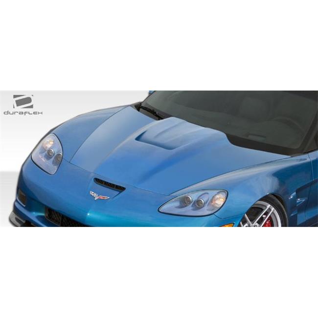 Duraflex 105777 2005-2013 Chevrolet Corvette Zr Edition Hood