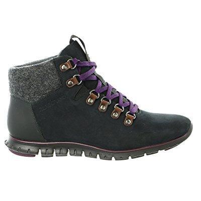 0dfe93fdd4111 cole haan women's zerogrand hikr boot, black, 6 b us