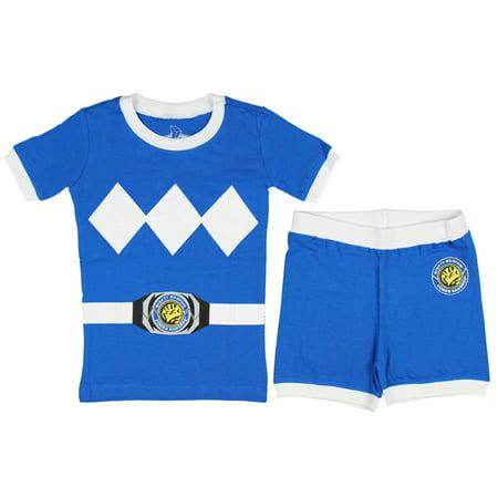 Red Power Ranger Pajamas (Power Rangers Toddler Character Cotton)