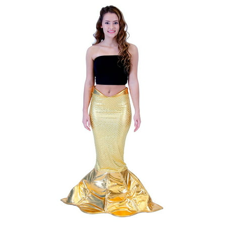 Magical Mermaid Sparkle Tail DELUXE Costume - Mermaid Tail Costume