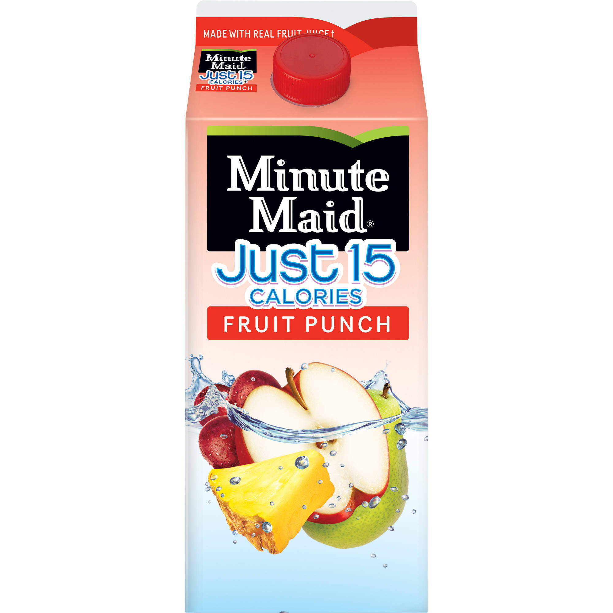 Minute Maid Just 15 Calories Fruit Punch, 59 fl oz