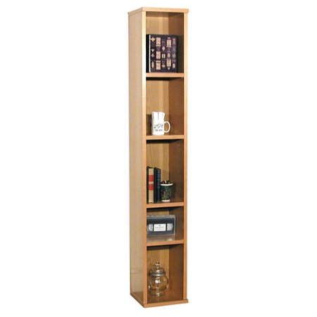 "Rush Furniture Heirloom 74"" Cube Unit Bookcase"