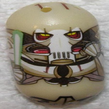 Mighty Beanz 2010 Star Wars Loose #25 GENERAL GRIEVOUS
